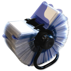 Rotadex large business card holder black rm300bcbk rotary rotadex large business card holder black rm300bcbk rotary reheart Image collections