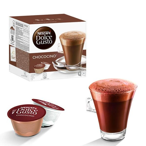 Nescafe Dolce Gusto Choco Hot Chocolate Capsules Accolade